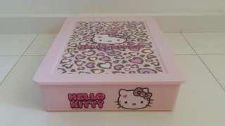 Hello Kitty Cupboard Organiser