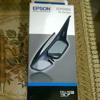 🚚 降降價藍光3D立體眼鏡全新未開封