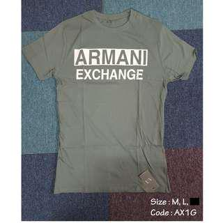 Armani Exchange T-Shirt Clearance