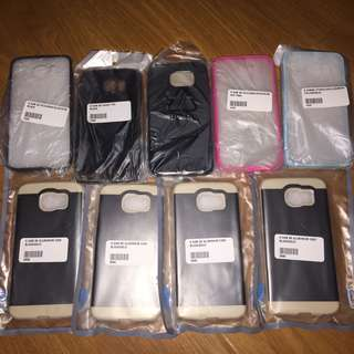 All brand new Samsung s6 cases
