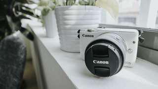 KREDIT Kamera Canon M10 Cukuo DP 670.000 / KTP+KK+SIM