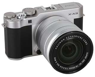 KREDIT Kamera Fujifilm Xa3 Cukup KTP+SIM/KK