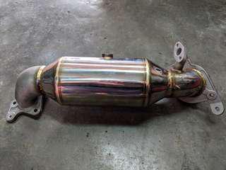 Civic FD (1 & 4) Extractor. Last Piece!!!
