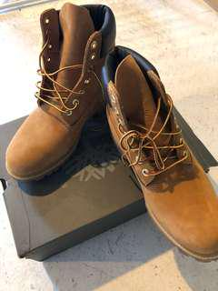 Size 8 men's timberland