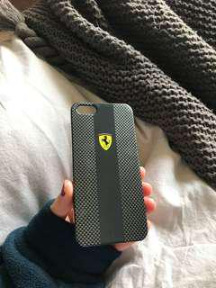 Ferrari IPhone 5s se case