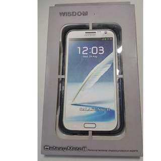 Samsung Note 2 Bumper Chassis Protection Cover