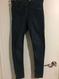 H&M jeans size8