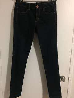 American Eagle jeggings size8