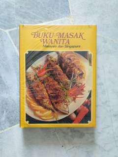 Buku Masak Wanita Malaysia dan Singapura