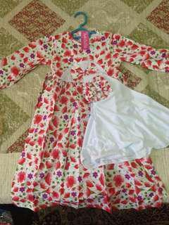 Muslimah Kids Dress