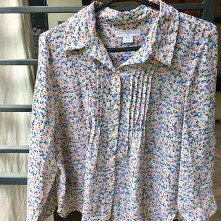 COTTON ON LOOSE BLOUSE