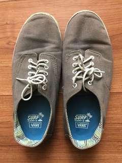 49333cccca Authentic Vans sz37 surf grey sneakers