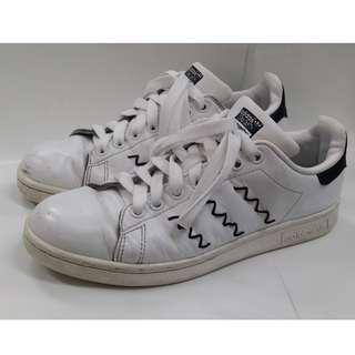 adidas STAN SMITH US7.5 ,39.5 波鞋新舊如圖