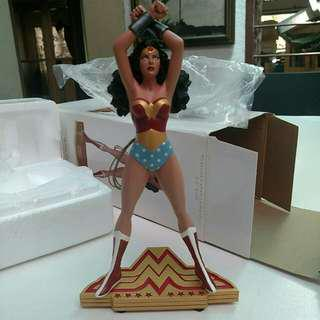 DC Collectibles - 0568 of 5200 WONDER WOMAN The Art Of War by George Perez Statue