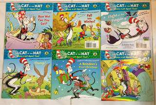 Cat in the Hat Reader Set