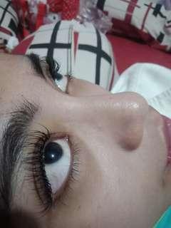 Eyeslash tambun 100k