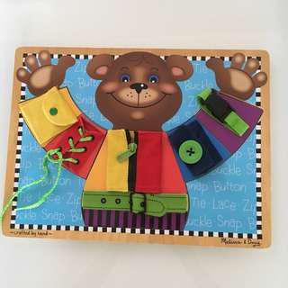 Basic Skills Board & Puzzle
