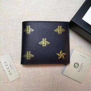 Gucci Bee Star Wallet