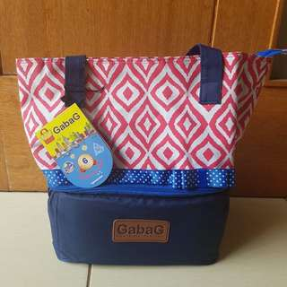 NEW - Tas GabaG Asli