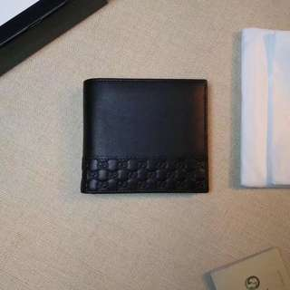 Gucci Split Signature GG Wallet