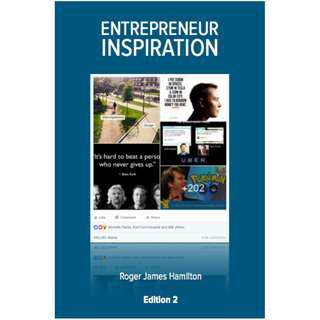 Entrepreneur Inspiration (471 Page Full Colored Mega eBook)