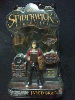 """The Spiderwick Chronicles Jared Grace 7"""" Action Figure BJD 2008年科幻電影 奇幻精靈事件簿"""