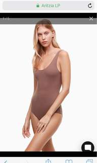ARITZIA Wilfred Free Georgianna Bodysuit