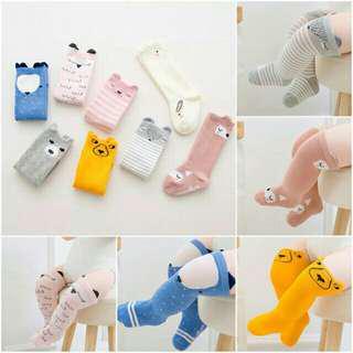 High Knee Iconic Socks