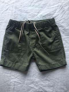 Just Jeans Shorts 18 mos