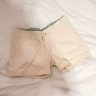 Baby Pink Short Pants