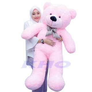 Giant Teddy Bear  (140cm)