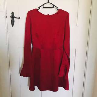 The fifth label red dress