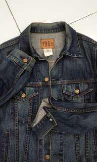 GAP 1969 heritage denim jacket