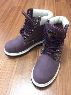 gecko step馬汀靴