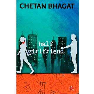 Half Girlfriend By Chetan Bhagat (285 Page Mega eBook)