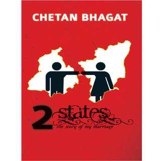 2 States: The Story of My Marriage By Chetan Bhagat (322 Page Mega eBook)