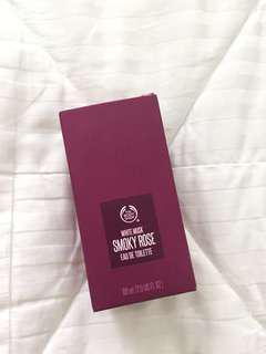 New! The Body Shop White Musk Smoky Rose Eau De Toilette