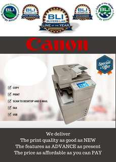 CANON All in one full colour copier system