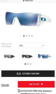 🚚 Oakley Sunglass - Authentic