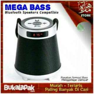 Speaker Bluetooth Portable MEGA BASS XN-C11