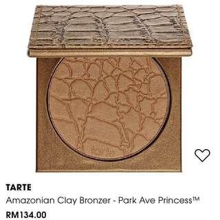 🆕Tarte Amazonian Clay Bronzer