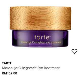 🆕Tarte Maracuja C-Brighter Eye Treatment