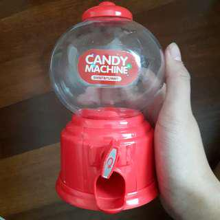 Mini Candy Machine Decor