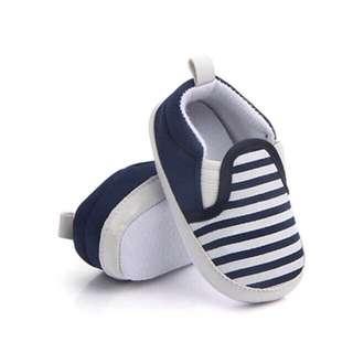 0-6M Baby Prewalker Slip On Shoes
