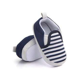 0-6M Baby Prewalker Slip On Shoes
