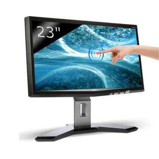 "Acer T230H 23"" Widescreen Gaming Monitor with built-in speakers"