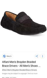 REPRICED.Rarely used Authentic Alfani Brayden Shoes