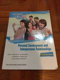 New Horizon Liberal Studies Personal development and interpersonal relationships