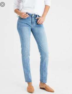 American Eagle Outfitters Super Stretch Skinny Jeans