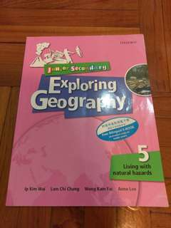 Living with natural hazards 5 Exploring Geography
